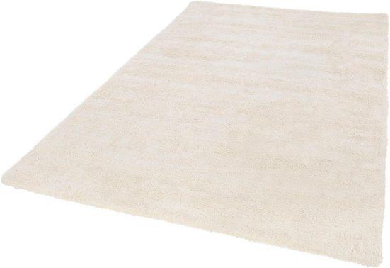 Hochflor-Teppich »Sydney«, LUXOR living, rechteckig, Höhe 27 mm, Besonders weich durch Microfaser