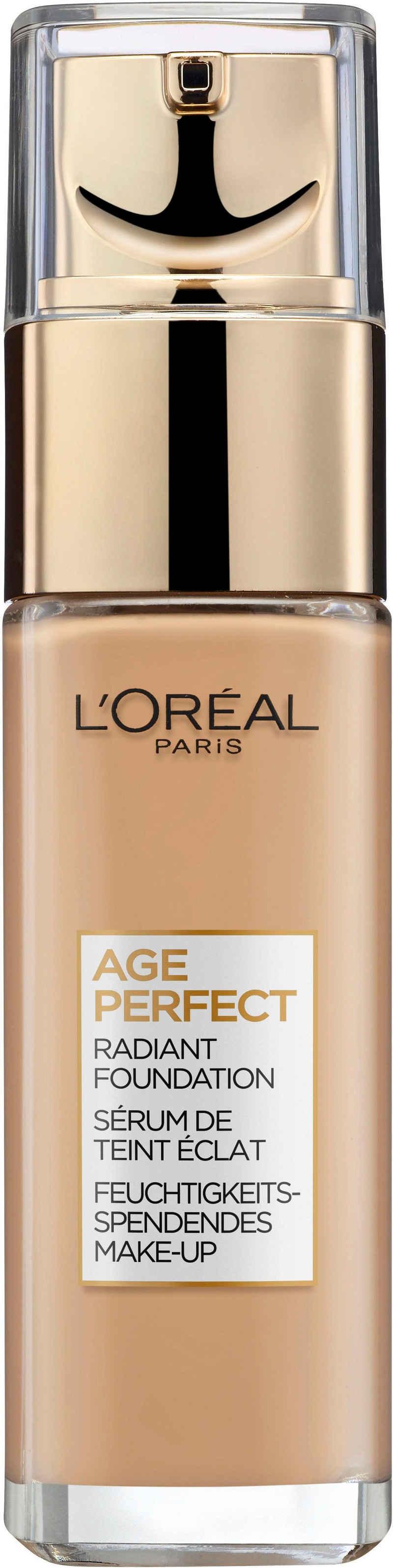 L'ORÉAL PARIS Foundation »Age Perfect«, feuchtigkeitsspendend