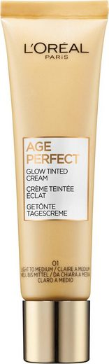 L'ORÉAL PARIS Getönte Gesichtscreme »Age Perfect Glow Tinted Cream«