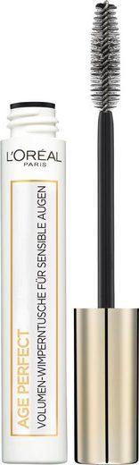 L'ORÉAL PARIS Mascara »Age Perfect Mascara«, Volumen-Wimperntusche