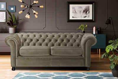 Sofa In Braun Online Kaufen Hellbraun Dunkelbraun Otto