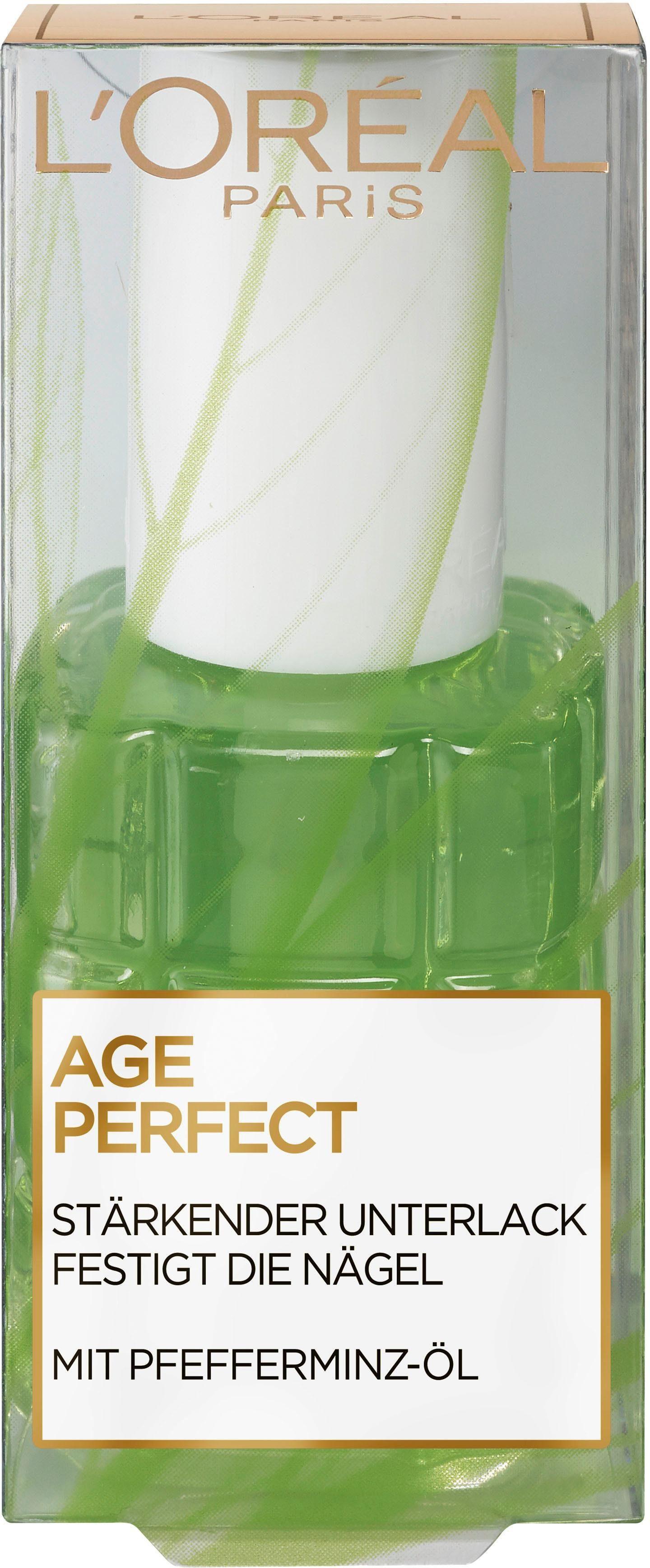 L'Oréal Paris, »Age Perfect«, Stärkender Unterlack