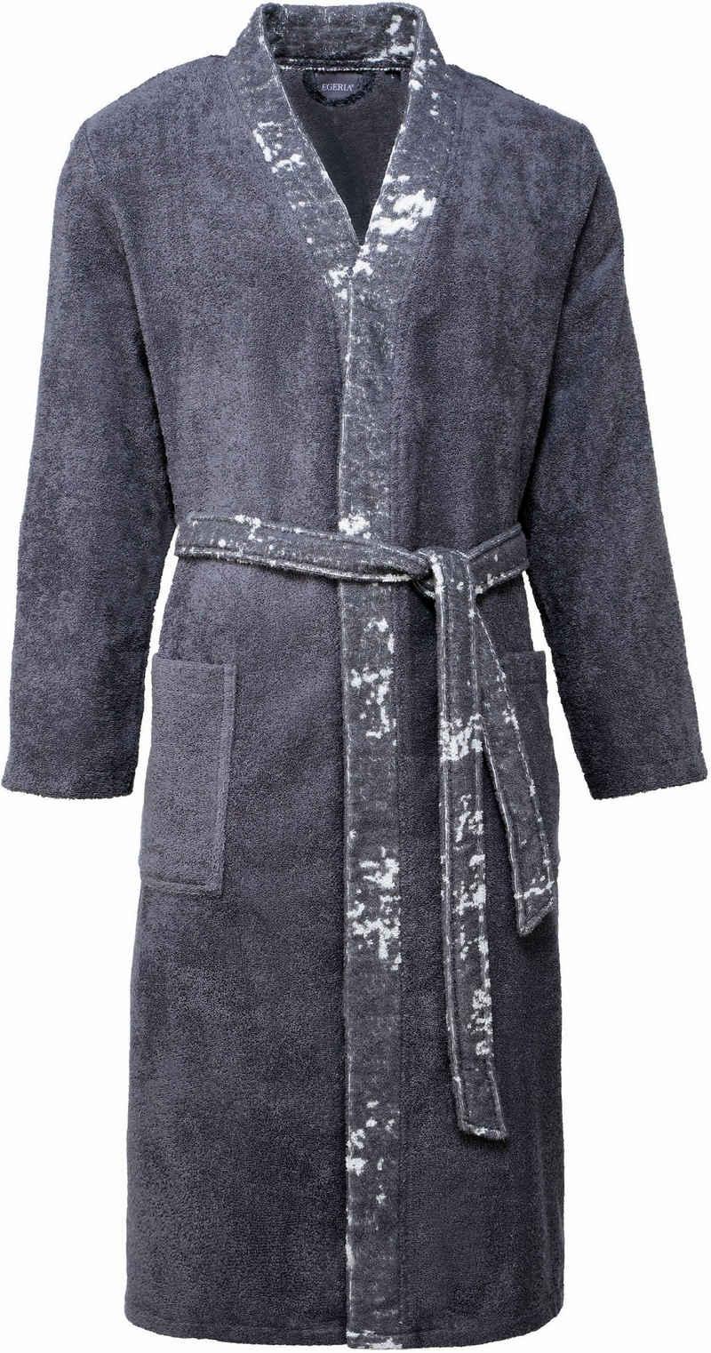 Herrenbademantel »Remo«, Egeria, mit Kimonokragen