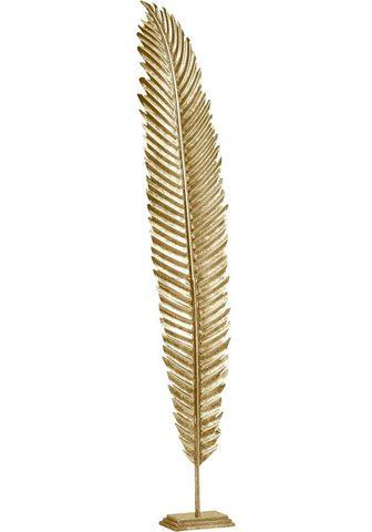 HOME AFFAIRE Dekoratyvinė figurėlė »Blatt gold ant ...