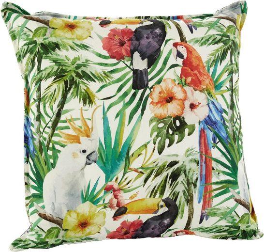 H.O.C.K. Dekokissen »Paradise 8«, im tropischen Design