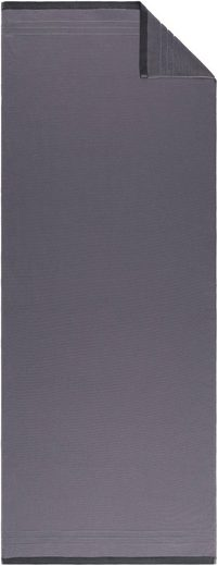 Egeria Saunatuch »Dori« (1-St), mit Streifenbordüre