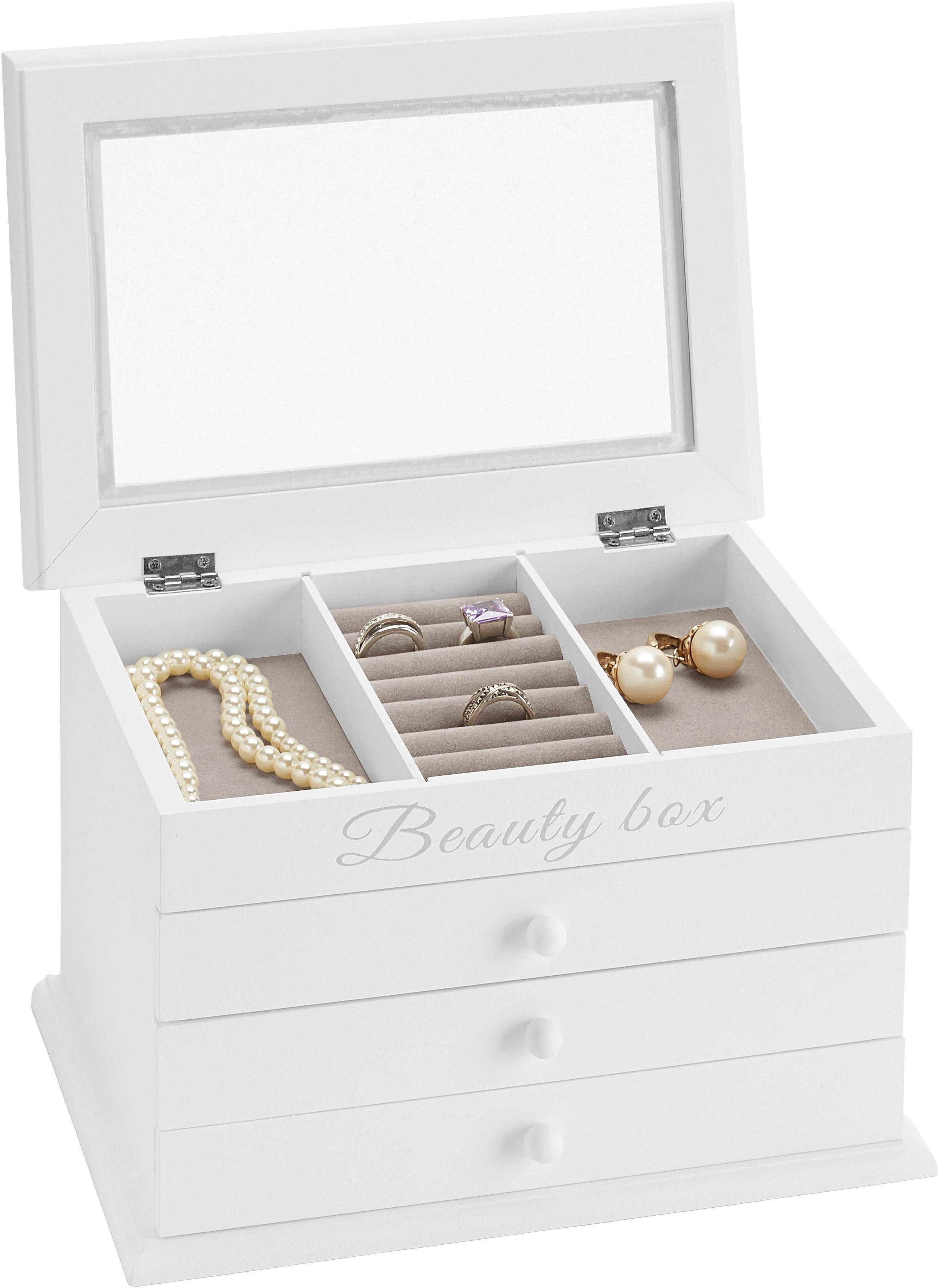 Home affaire Schmuckbox »Beauty«