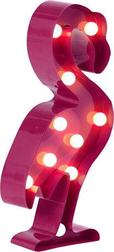 schneider led deko objekt flamingo online kaufen otto. Black Bedroom Furniture Sets. Home Design Ideas
