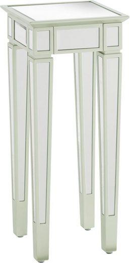 Home affaire Beistelltisch, mit Spiegelflächen, Höhe 70 cm
