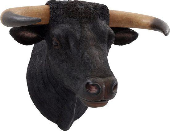 Home affaire Wanddeko »Bullenkopf« Höhe: 42,5cm