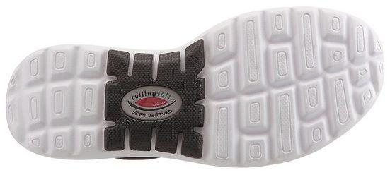 Rollingsoft Riemchensandale Gabor Style Sportlichem In dq6U57