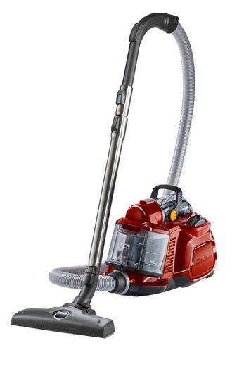 AEG Bodenstaubsauger LX7-2-CR-A, 750 Watt, beutellos, Ideal für Haustierbesitzer und Allergiker