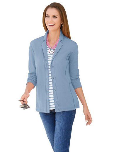 Casual Looks Jersey-Blazer in PURE WEAR-Qualität