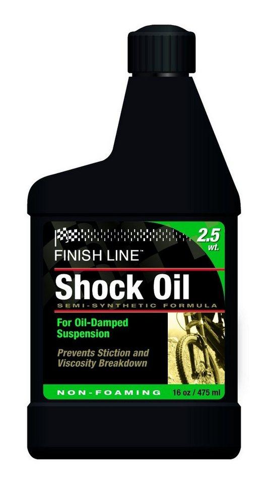 Finish Line Fahrrad Reiniger »Shock Oil Federgabelöl«