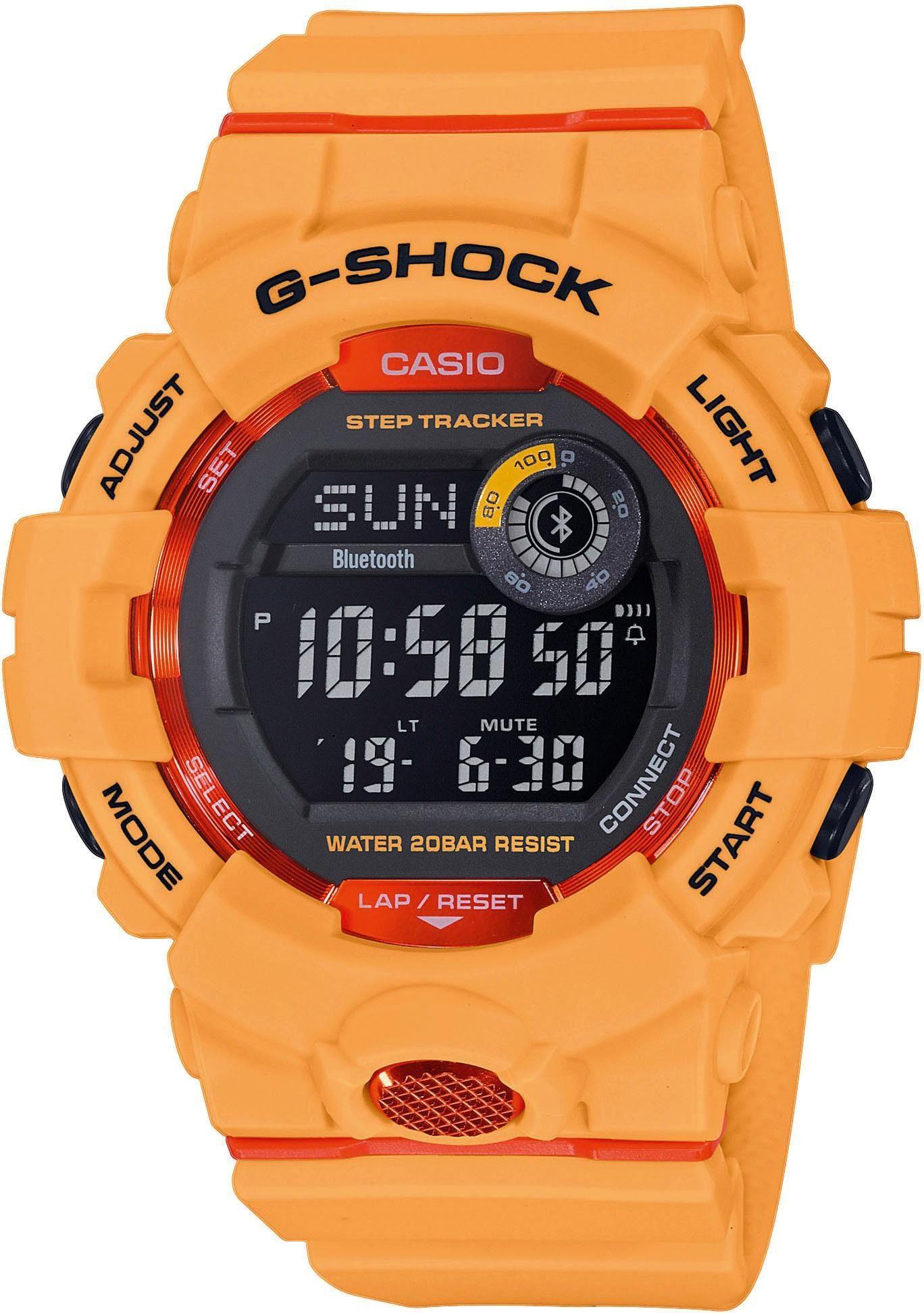 CASIO G-SHOCK GBD-800-4ER Smartwatch