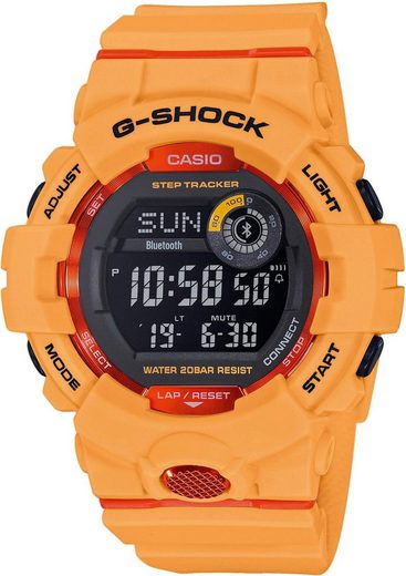 CASIO G-SHOCK GBD-800-4ER Smartwatch