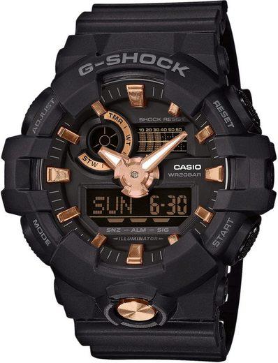 CASIO G-SHOCK Chronograph »GA-710B-1A4ER«