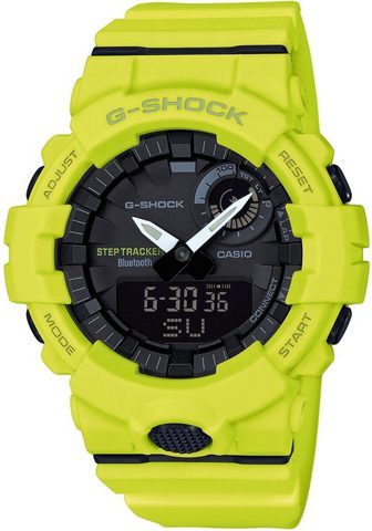 CASIO G-SHOCK GBA-800-9AER Išmanus laikrodis