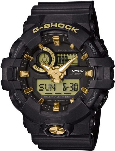 CASIO G-SHOCK Chronograph »GA-710B-1A9ER«