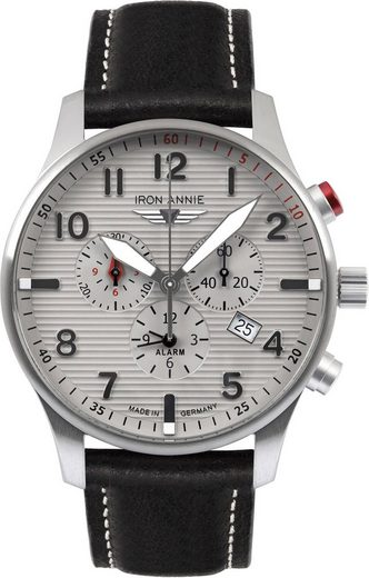 IRON ANNIE Chronograph »D-AQUI, 5684-4«, Made in Germany