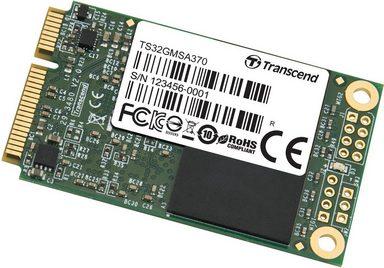 Transcend Festplatte »32GB SOLID STATE DISK MSA370«
