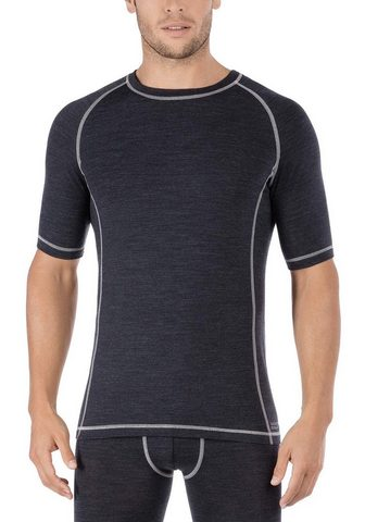 SKINY Marškinėliai der Active Wool-Serie su ...