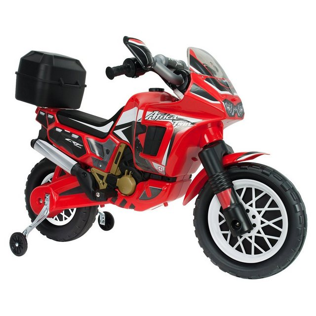 E-Kindermotorrad INJUSA  Africa Twin Top Case 6V *
