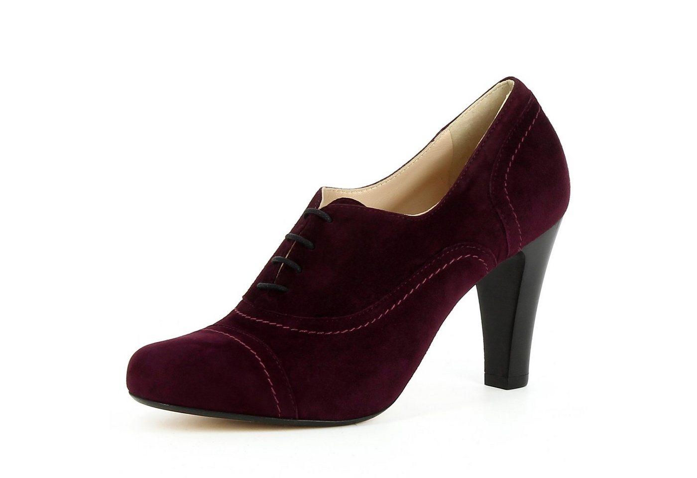 Evita »MARIA« Schnürpumps | Schuhe > Pumps > Schnürpumps | Rot | Evita