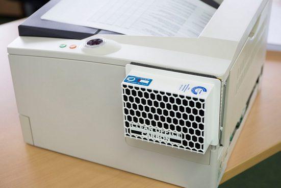 CLEANOFFICE Feinstaubfilter »16.850.50.50 CARBON 2 Filter Pack für Drucker«