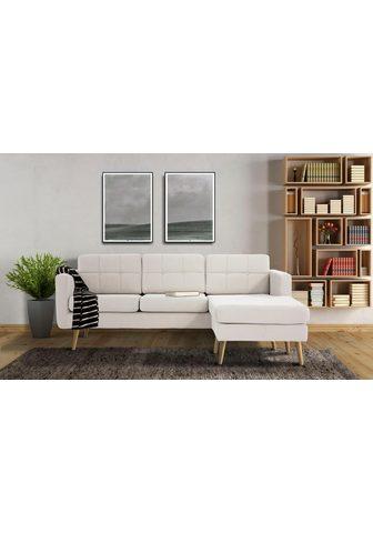 HOME AFFAIRE Kampinė sofa »Brest«