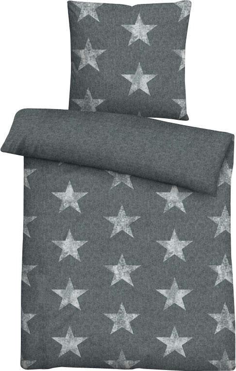 bettw sche kato castell mit sternen kaufen otto. Black Bedroom Furniture Sets. Home Design Ideas