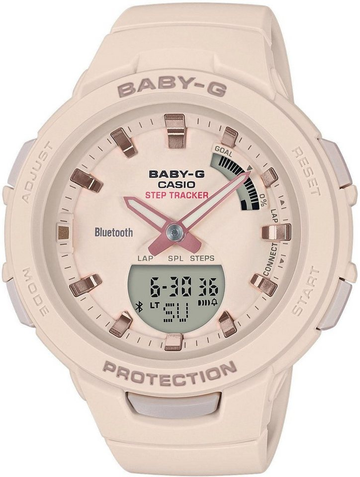 CASIO BABY-G BSA-B100-4A1ER Smartwatch | Uhren > Smartwatches | CASIO BABY-G