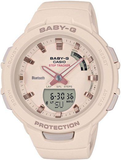 CASIO BABY-G BSA-B100-4A1ER Smartwatch