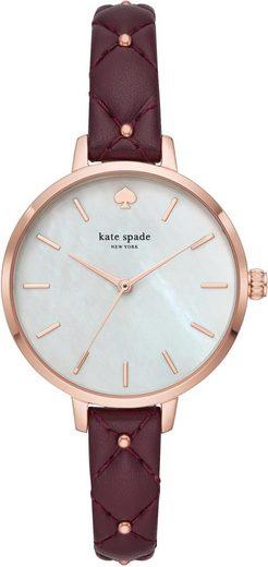 KATE SPADE NEW YORK Quarzuhr »METRO, KSW1489«