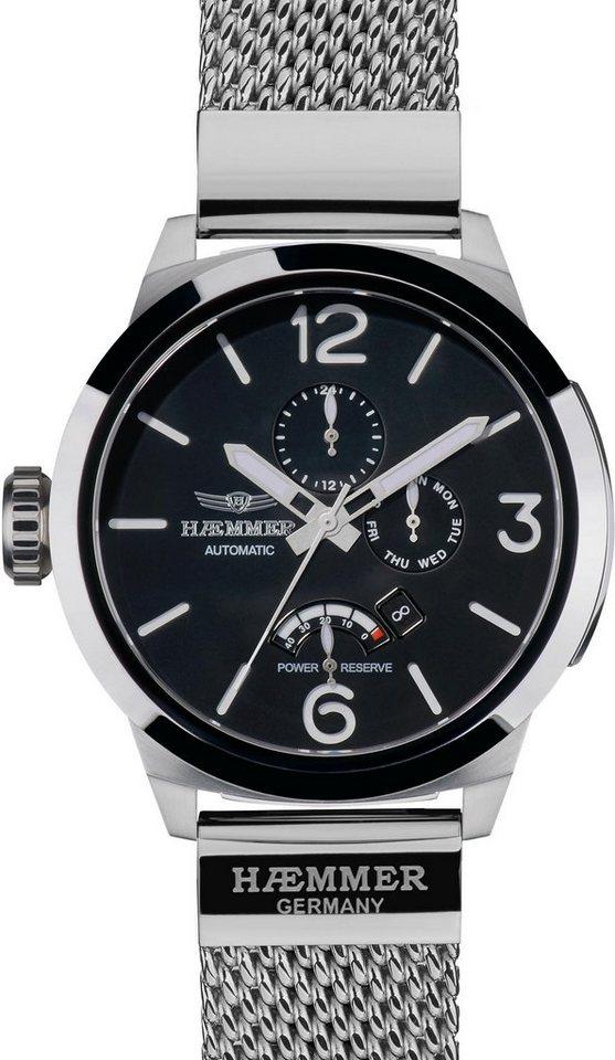 HAEMMER GERMANY Automatikuhr »PR-100-M« | Uhren > Automatikuhren | HAEMMER GERMANY