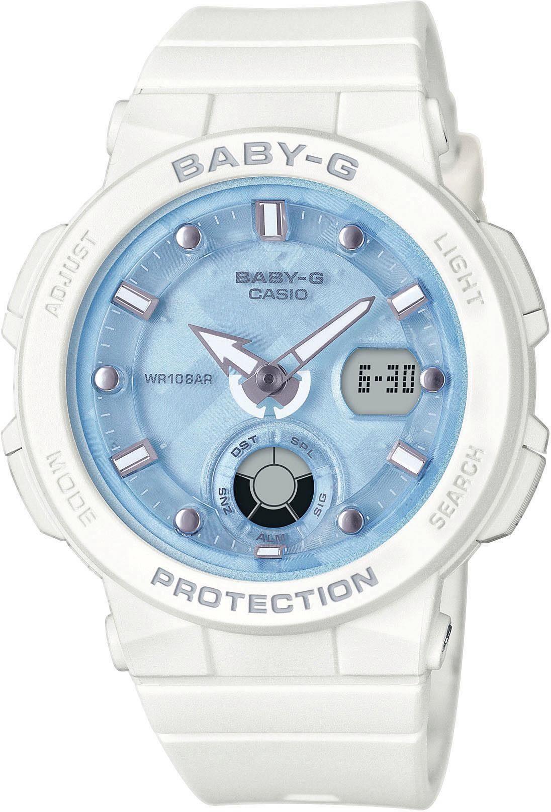 CASIO BABY-G Chronograph »BGA-250-7A1ER«
