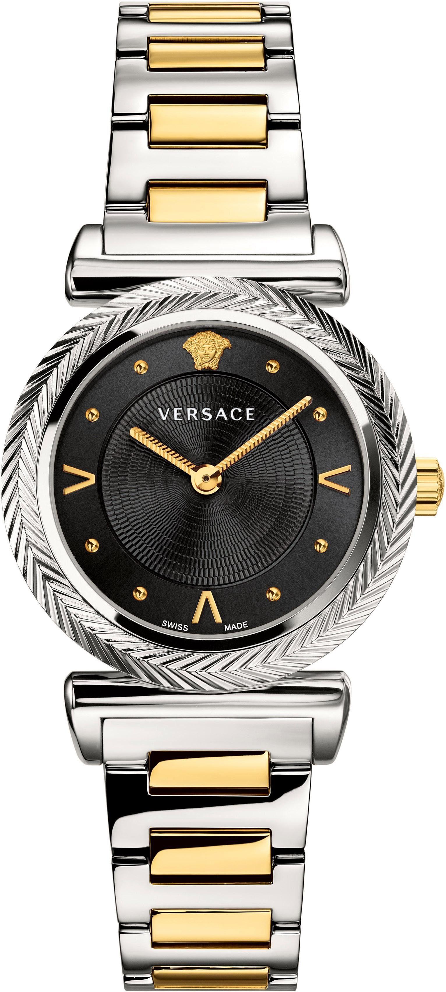 Versace Schweizer Uhr »V-MOTIF, VERE00518«