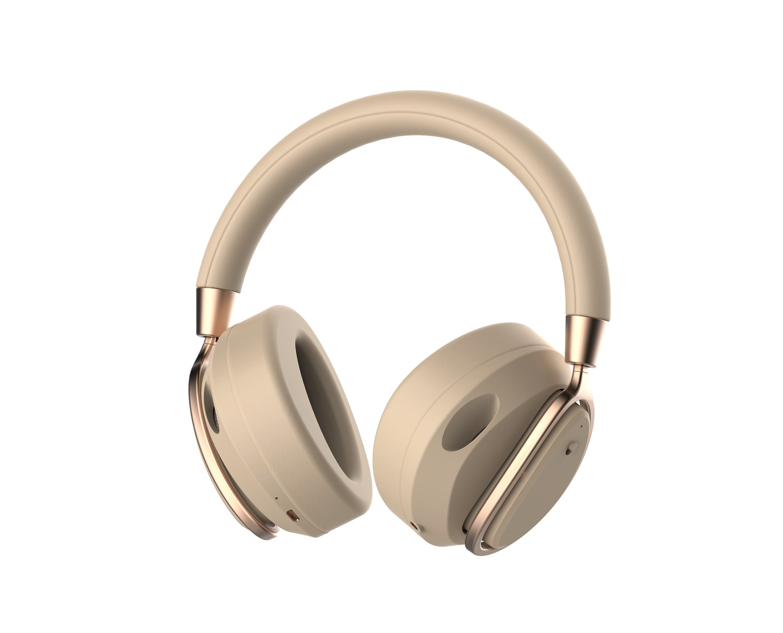 Defunc Bluetooth Kopfhörer »D1057 MUTE ANC gold«