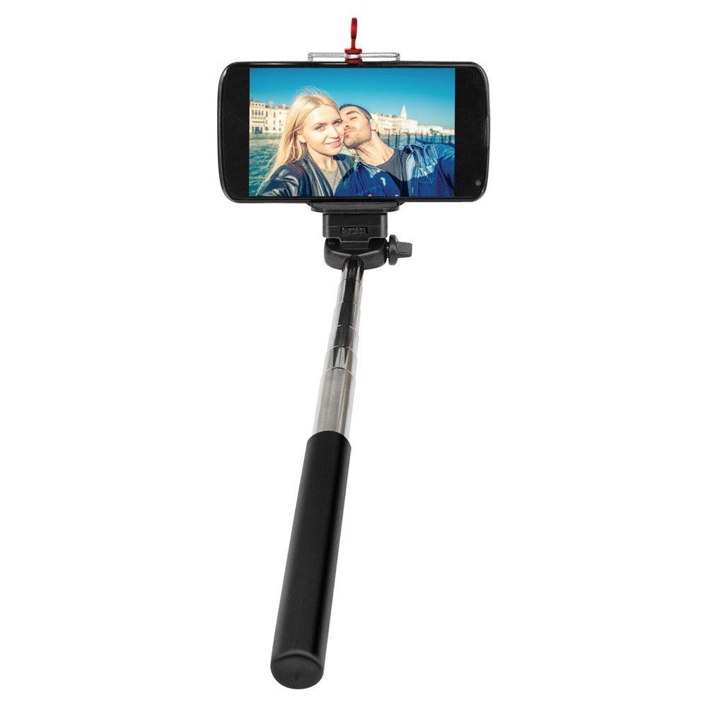 Barkan Selfie-Stick »MP118.B für Smartphones und Kameras schwarz«