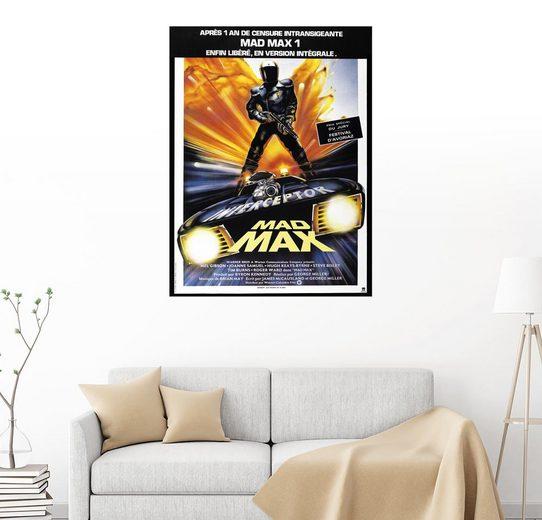 Posterlounge Wandbild »Mad Max«