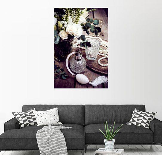 Posterlounge Wandbild »romantisches Arrangement«