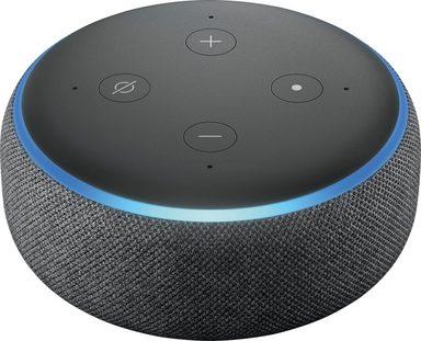 Echo Dot 3. Generation Mono Smart Speaker (WLAN (WiFi), Bluetooth)