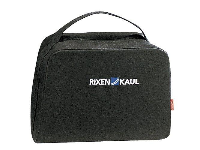 KlickFix Gepäckträgertasche »Baggy Lenkertasche schwarz«
