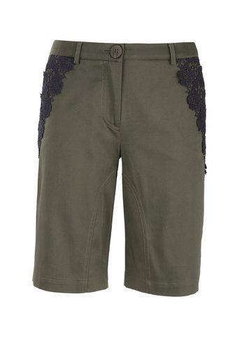HEINE CASUAL шорты с attraktivem кружева