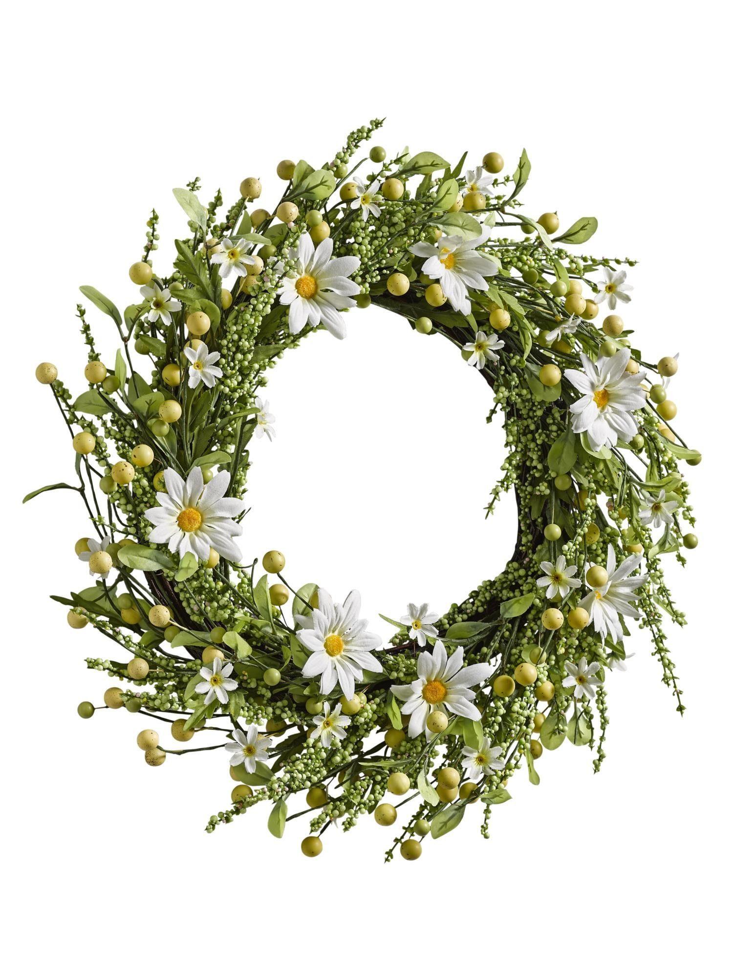 heine home Dekokranz Blüten