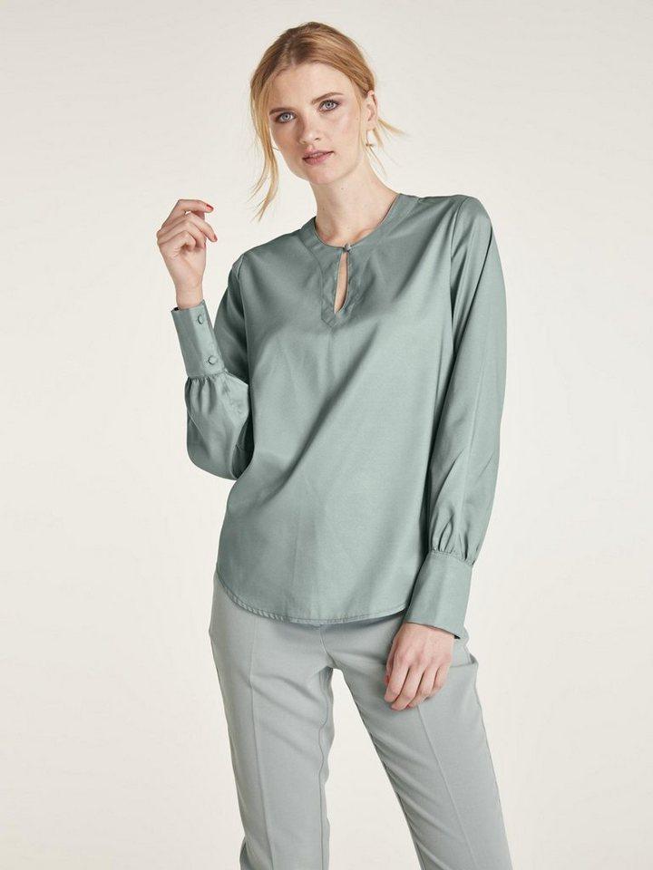 3f0d96513e118d heine STYLE Bluse mit raffiniertem Ausschnitt | OTTO