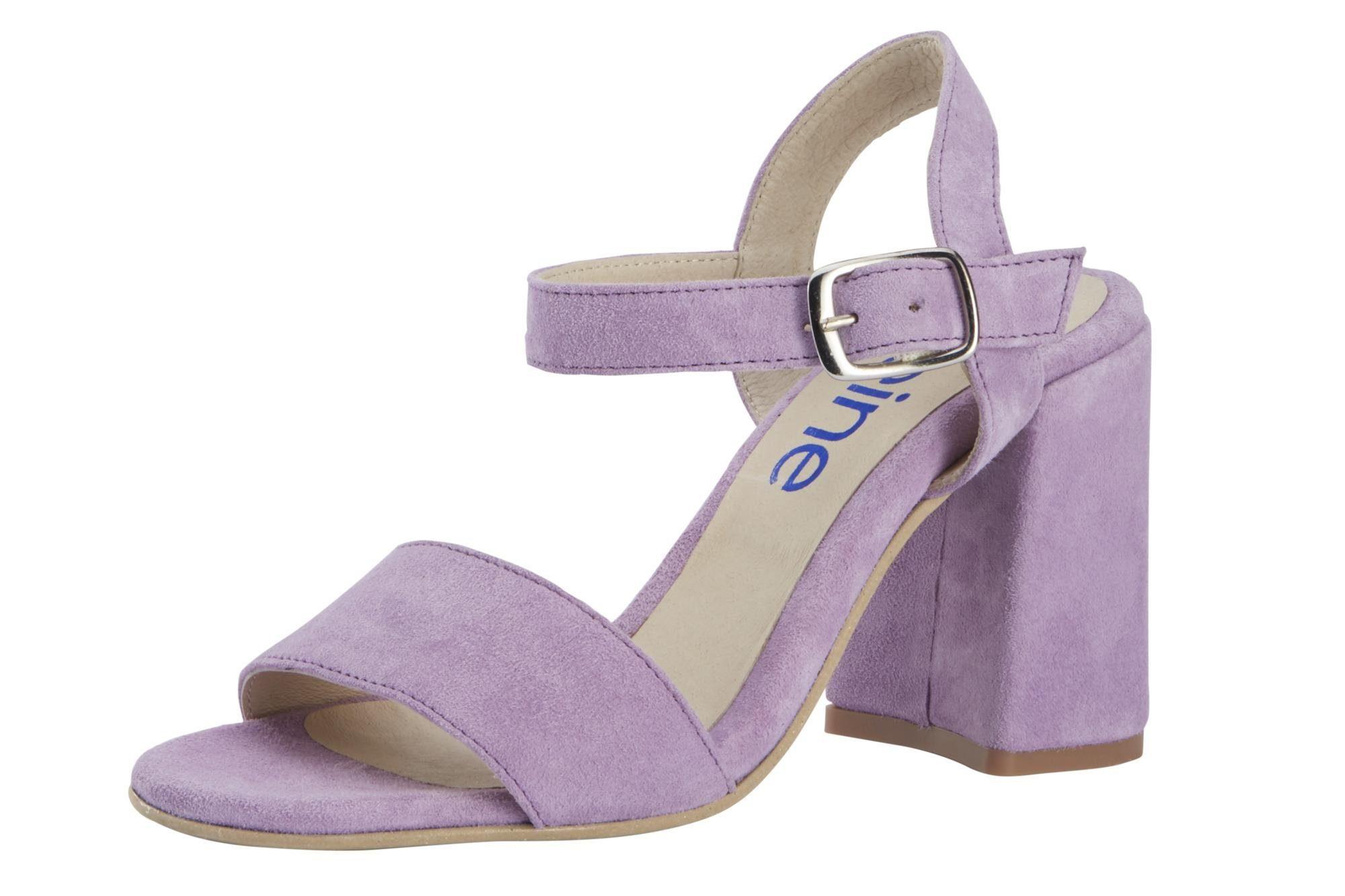 Überzogenem KaufenOtto Sandalette Mit Heine Absatz IW29EHDY