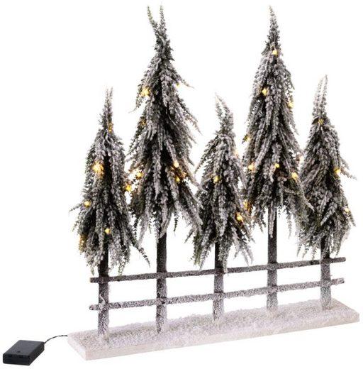 LED Baum »Winterwald«