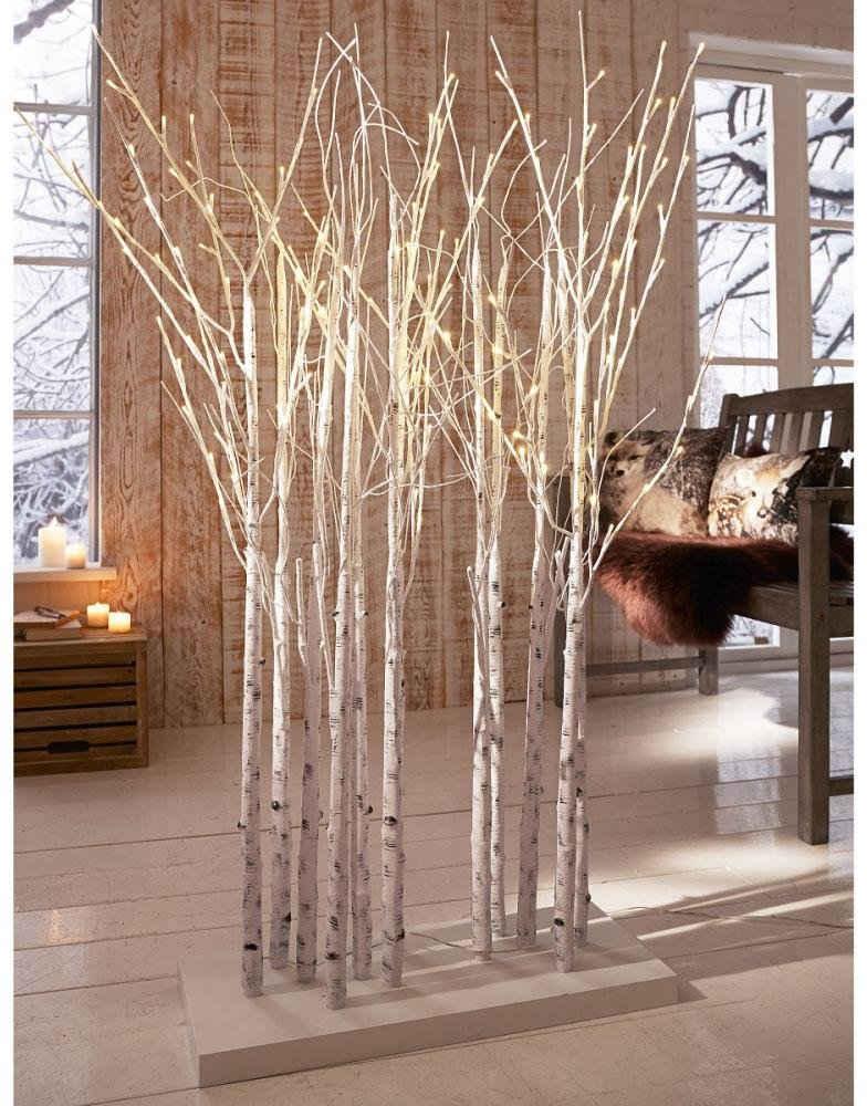 LED Baum »Birkenwald«
