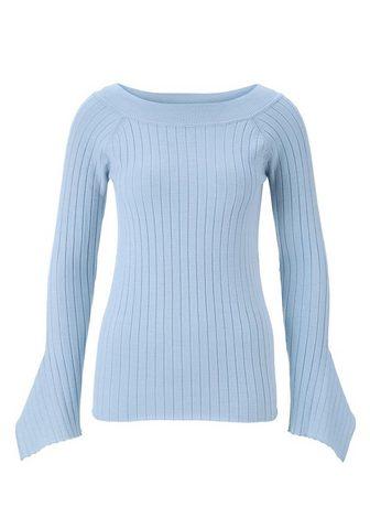 HEINE TIMELESS megztinis su ausgestellten ra...